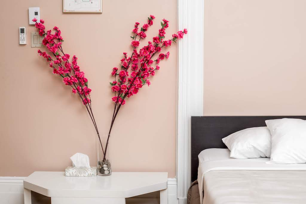 Spacious Auberge Room